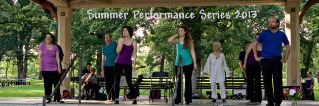 Summer Performance Series